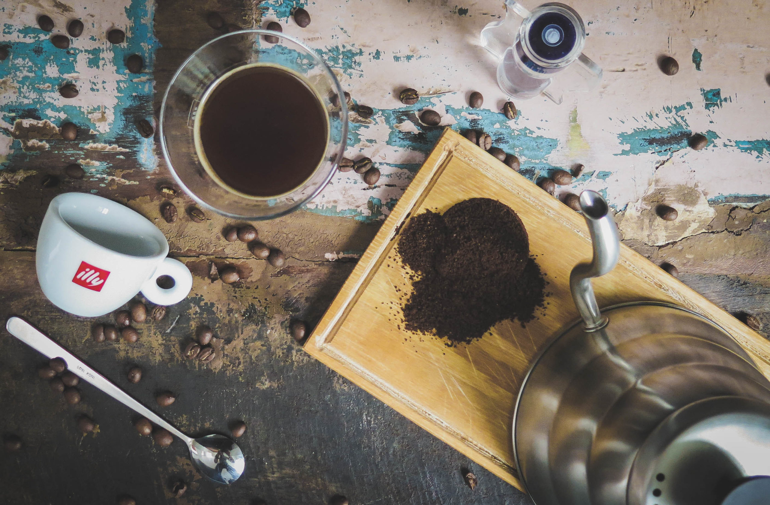 Tips for buying a coffee grinder.